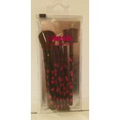 b166- Cherry Brush Set