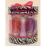 S192-10 pc lip gloss in cylinder
