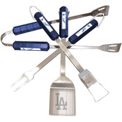 Los Angeles Dodgers 4 Pc Bbq Set