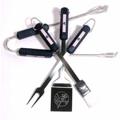New York Yankees 4 Pc Bbq Set