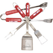 St. Louis Cardinals 4 Pc Bbq Set