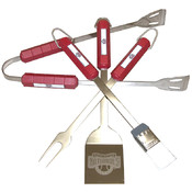 Washington Nationals 4 Pc Bbq Set