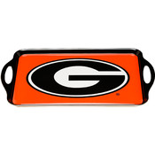 Georgia Bulldogs-Melamine Serving Tray