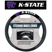Kansas State Wildcats -Poly-Suede Steering Wheel C