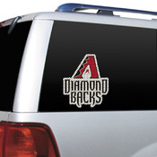 Arizona Diamondbacks Diecut Window Film