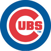 Chicago Cubs 12&quot; Vinyl Magnet