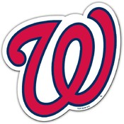 "Washington Nationals 12"" Vinyl Magnet"