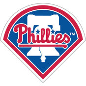 "Philadelphia Phillies 12"" Vinyl Magnet"