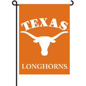 Texas Longhorns-2-Sided Garden Flag