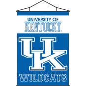 BSI Products, Inc. Kentucky Wildcats- 40' x 28' Indoor Banner Scroll Wholesale Bulk