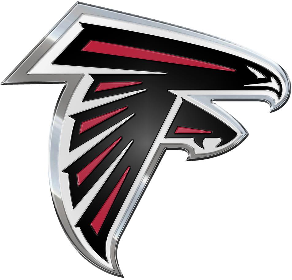 Atlanta Falcons Color Team Emblem (1931655)