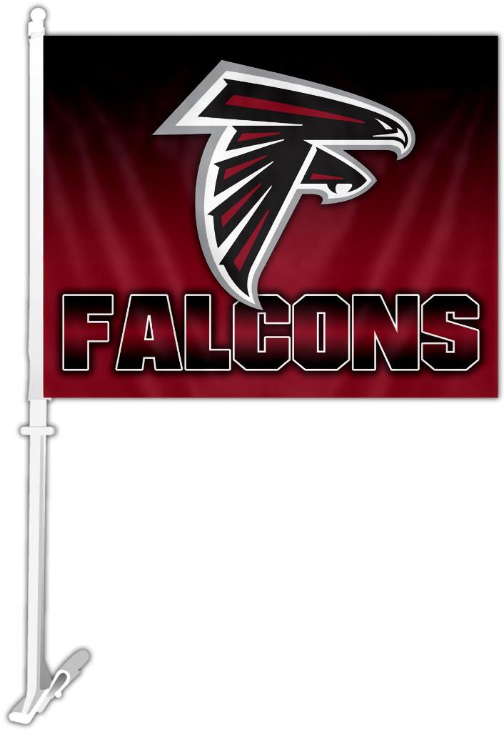 Atlanta Falcons Car Flag (1931788)