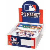 Texas Rangers 36pc Baseball Magnet Counter Display