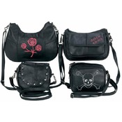 4 Piece  Biker Belt Purse Set