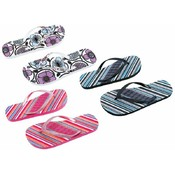Casual Outfitters 36pc Ladies' Asst. Flip Flop Set
