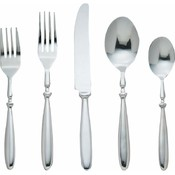 Nikita Bistro Forged Stainless Steel Flatware Set