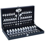 Sterlingcraft 51 Piece Silverplated Flatware Set