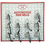 Motorcycle Bell Set 10  Piece  Set