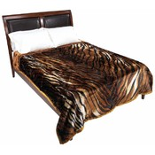 Wyndham House Luxury Blanket - Tiger Print Wholesale Bulk