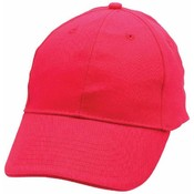 Casual Outfitters 24pc Red Baseball Cap Set