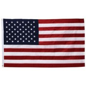 3' x 5' Embroidered United States Flag