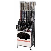 All-Weather 24pc Polyester Umbrella Set