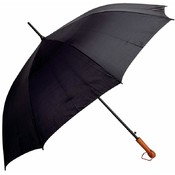 "All-Weather Elite Series 60"" Black Golf Umbrella"