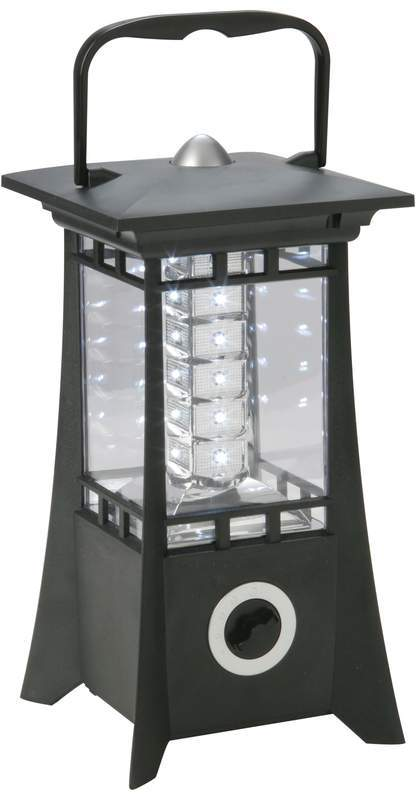 Mitaki-Japan 24-Bulb LED Variable Brightness Indoor or Outdoor Lantern Lamp