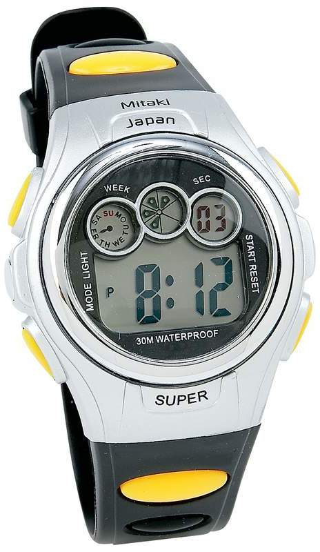 Mitaki-Japan(R) MEN's Digital Sport WATCH #3TAW (1225972)