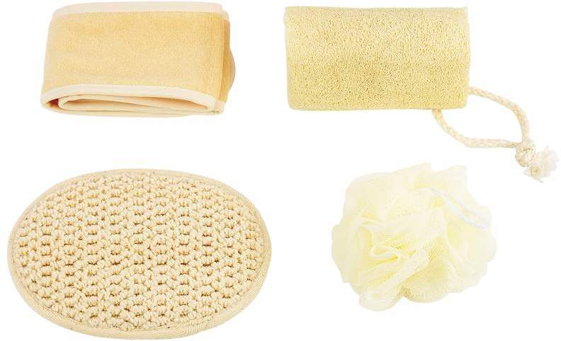 Wholesale Bath Sponges - Wholesale Bath Scrubbers - Wholesale Loofah Sponges