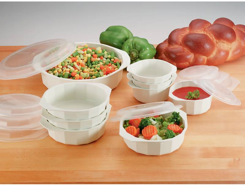 LaCuisine 18 piece Microwave COOKWARE Set [76273]
