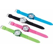 Navarre 12 Piece Silicone Band Watch Set Wholesale Bulk