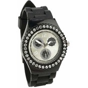 Navarre Crystal-Studded, Large Face Watch Wholesale Bulk