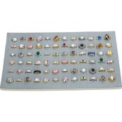 Jewelry 72 Peice Ring Display Unit