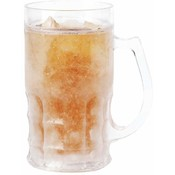 Wyndham House 16.9 oz Beer Mug with Freezing Gel Wholesale Bulk