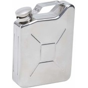 Maxam 5oz Stainless Steel Gas Can Flask