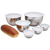 Chef' Secret  12pc S/S/S Mixing Bowl Set