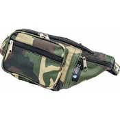 Invisible Pattern Camo Waist Bag Wholesale Bulk