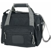 Extreme Pak  Black Cooler Bag with Zip-Out Liner