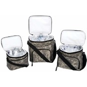 Extreme Pak 3pc Digital Camo Cooler Bag Set