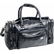 18&quot; General Leather Duffel/Tote Bag