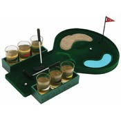 Maxam 6-Shot Drinking Golf Game Wholesale Bulk