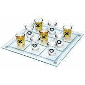 Maxam  Shot Glass Tic-Tac-Toe Game
