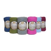 "Marc Gold 50""x60"" Fleece Blankets"