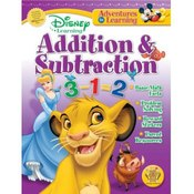 Disney Workbooks Addition and Subtraction