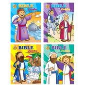 Bible Jumbo Coloring & Activity Books Wholesale Bulk
