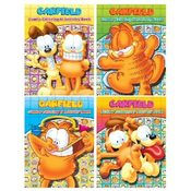 Garfield Jumbo Color & Activity Book