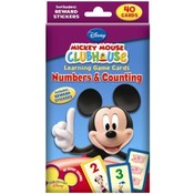 Mickey Mouse Clubhouse Flash Cards