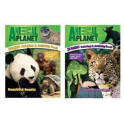 Animal Planet Jumbo Coloring & Activity Book