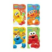 Sesame Street Beginnings 5x8 Board Books